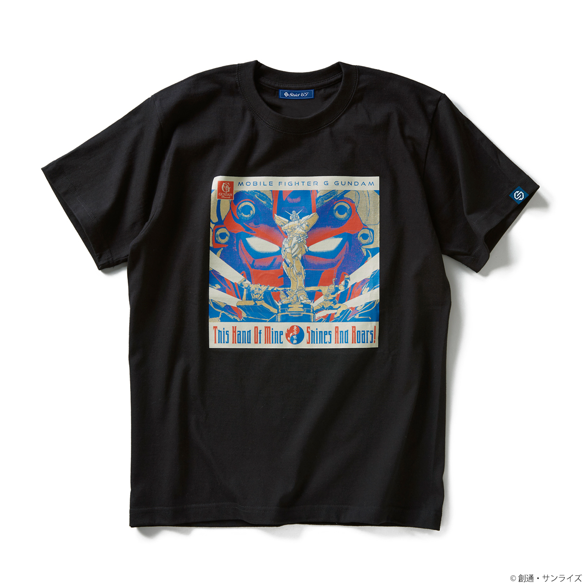 STRICT-G GUNDAM RECORDS 『機動武闘伝Gガンダム』Tシャツ