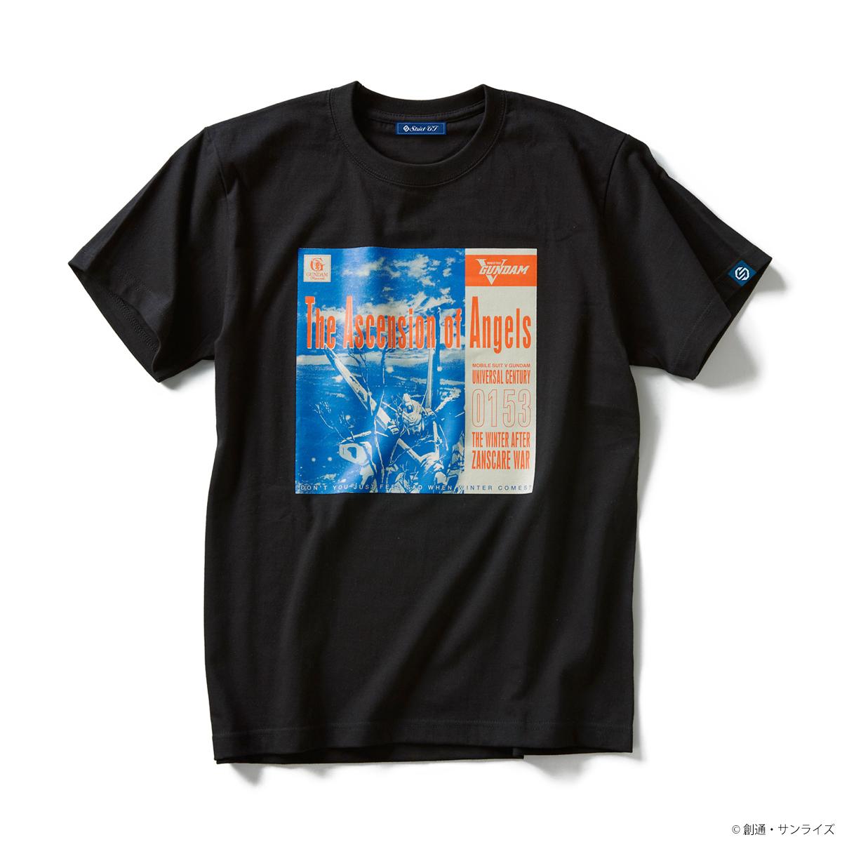 STRICT-G GUNDAM RECORDS 『機動戦士Vガンダム』Tシャツ