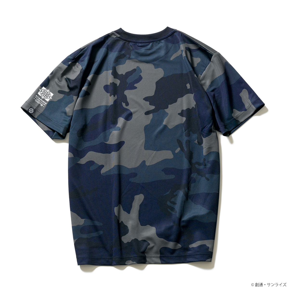 STRICT-G 『機動戦士ガンダム』 ドライカモフラージュTシャツ E.F.S.F.
