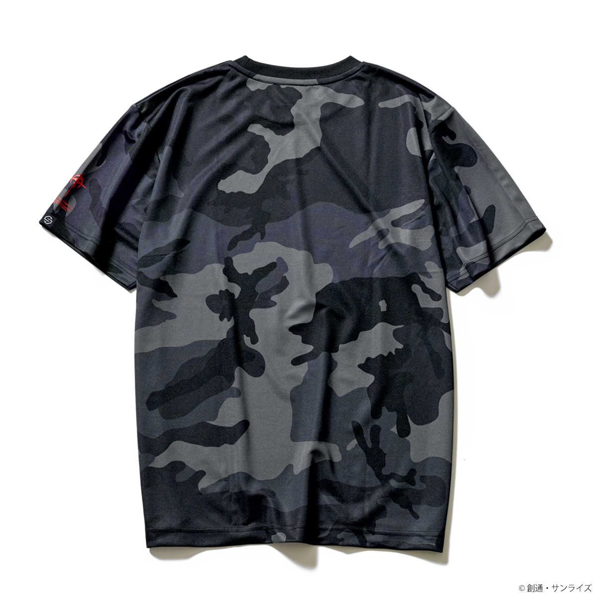STRICT-G 『機動戦士ガンダム 閃光のハサウェイ』 ドライカモフラージュTシャツ マフティー