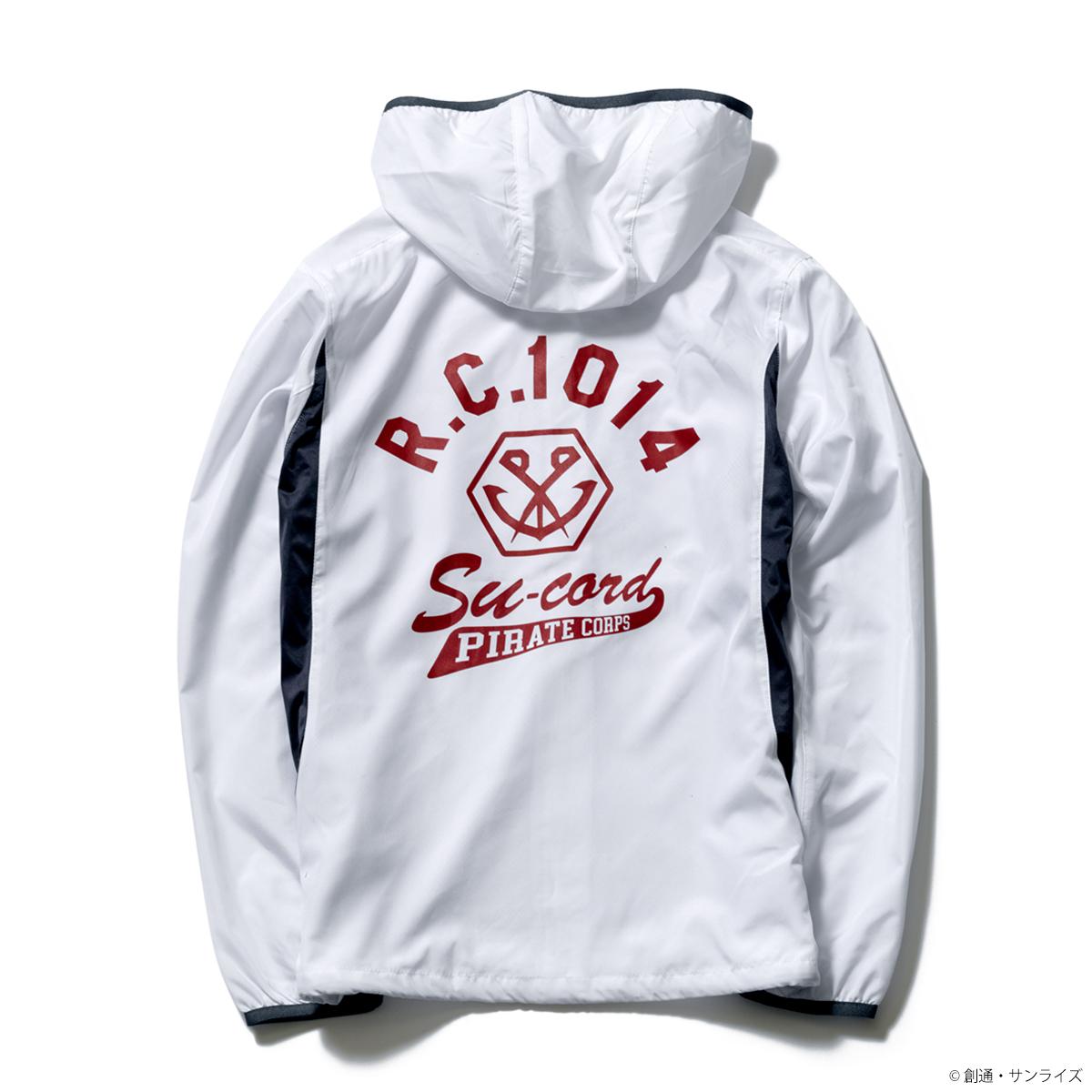 STRICT-G『Gのレコンギスタ』リップストップジャケット PIRATE CORPS