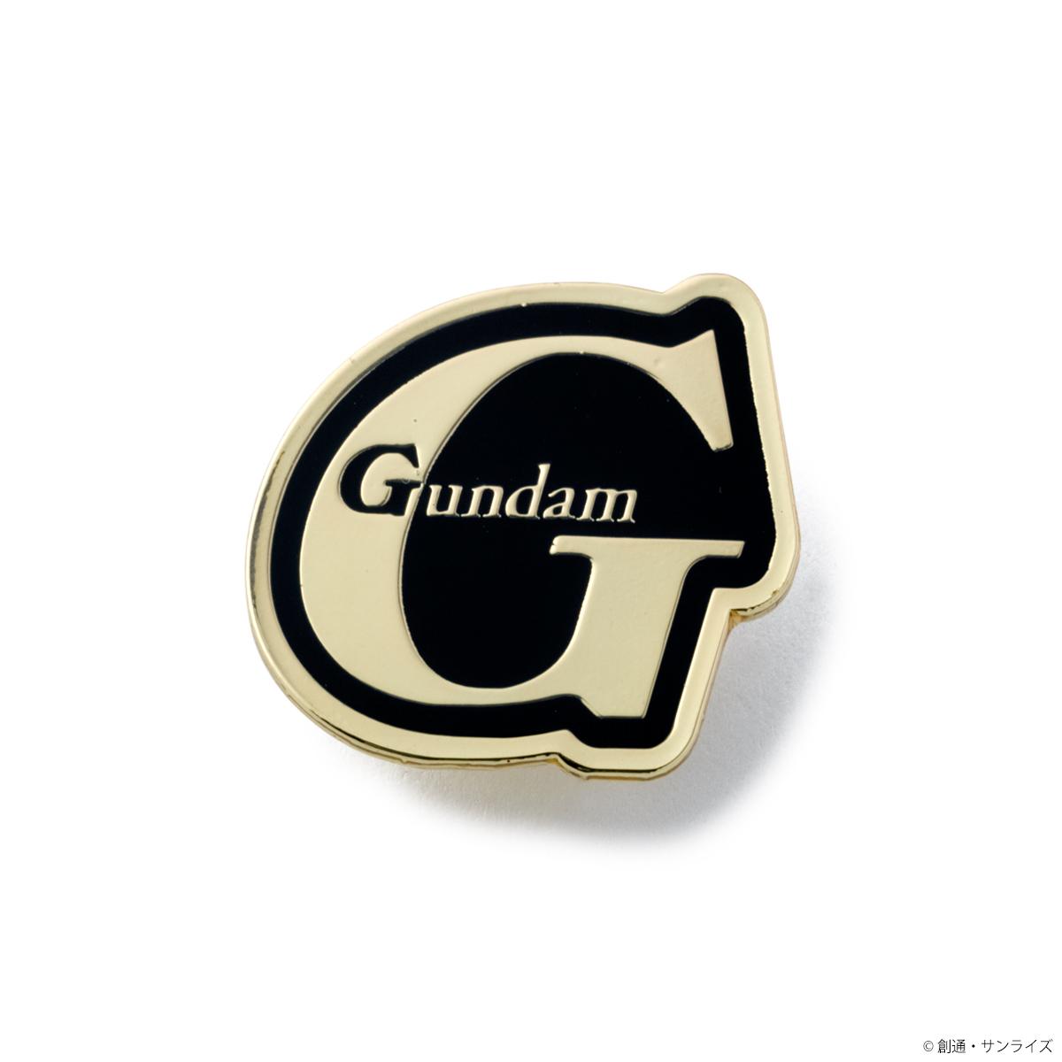 STRICT-G『Gのレコンギスタ』ピンズ Gロゴ