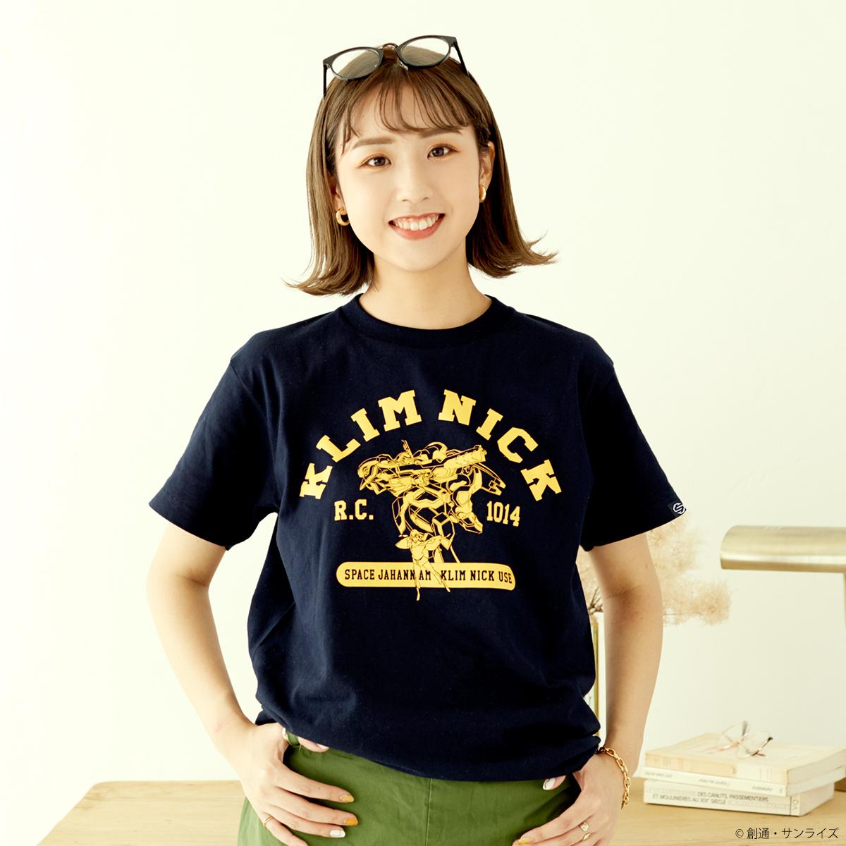 STRICT-G『Gのレコンギスタ』Tシャツ KLIM NICK