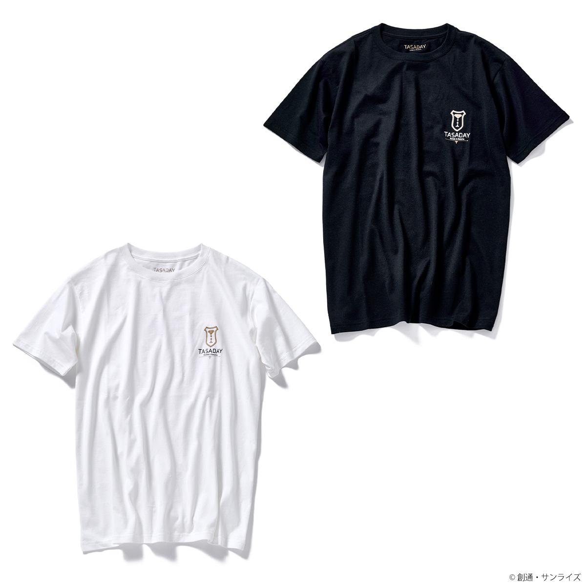 STRICT-G『機動戦士ガンダム 閃光のハサウェイ』 TASADAY HOTELS Tシャツ