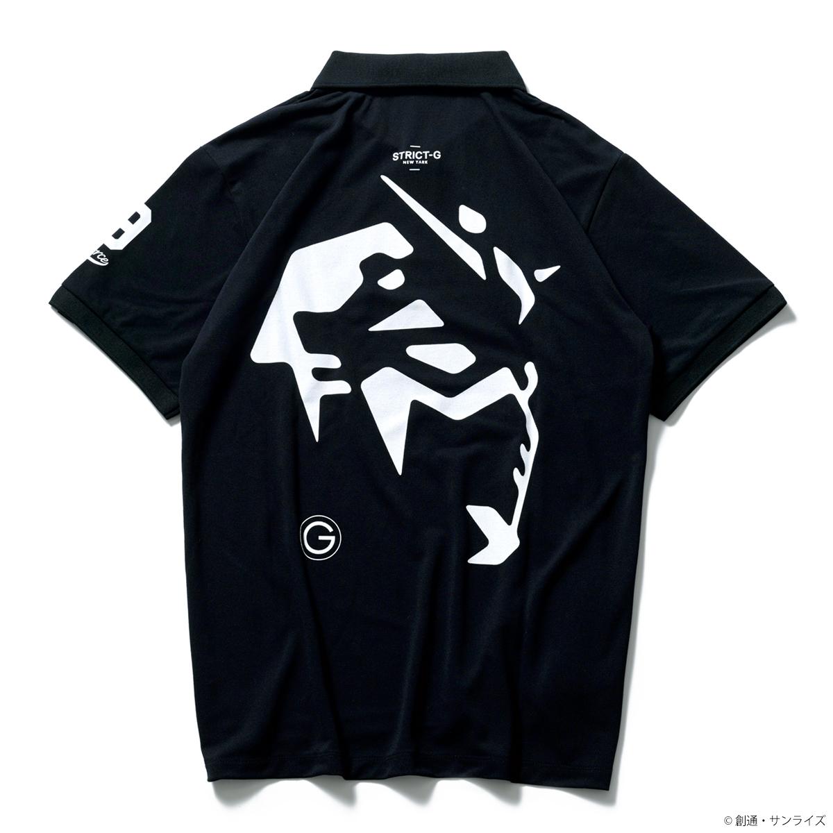 STRICT-G NEW YARK ドライポロシャツ E.F.S.FORCE